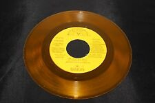 Orion w/Jerry Lee Lewis Be Bop A Lula Yellow Wax 45 PROMO From Vault Unopen Box*
