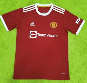21-22 Manchester United Home Jersey