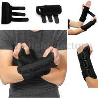 Breathable Carpel Tunnel Wrist Splint Brace Protection Support Strap Pain Relief