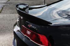 Z28 Camaro FACTORY style BLADE SPOILER painted GLOSS BLACK