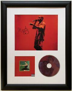 Kanye West / Signed Photo / Autograph / Framed / COA