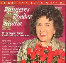 ZANGERES ZONDER NAAM - DE GOUDEN SUCCESSEN (2-CD COMPILATION)