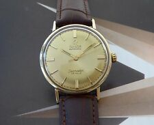 Vintage 1966 Men's Omega Automatic Seamaster De Ville 17 Jewels Wristwatch