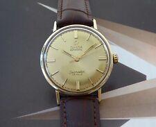 Vintage 1966 Men's Omega Automatic Seamaster De Ville 17 Jewels Wristwatch