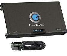Ac18005 Planet Audio 5-Channel Amplifier, 1800 Watts