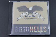 Gotohells - Rock 'N' Roll America (2001) (CD) (Vagrant Records – VR 518)