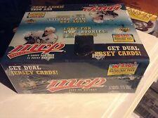 2007-08 UPPER DECK MVP HOCKEY RETAIL SEALED BOX