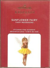 Hallmark 2020 Sunflower Fairy Fairy Messengers series Ornament