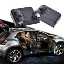 Par de puerta de coche Magnético Inalámbrico Para LED Luz de bienvenida con el logotipo de Cortesía Proyector
