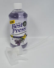Best Press Spray Starch Lavender Vanilla 16oz