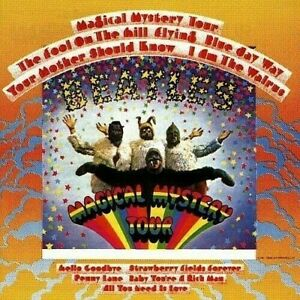 THE BEATLES - MAGICAL MYSTERY TOUR DIGIPAK CD. SEE MY MANY OTHER BEATLES CD'S.
