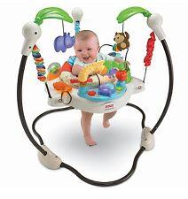 Fisher Price Luv U Zoo Jumperoo Baby Jumper Walker Bouncer Activity Seat