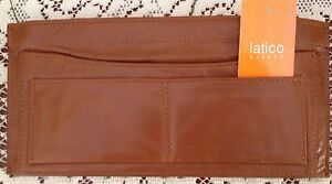 Latico Women's 100% Leather Wallet ~ 4792 Tan ~ New!! **LAST ONE!!**
