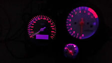 Pink Honda CB600FS Hornet S 01-03 LED Dash Kit de conversión de Reloj lightenupgrade