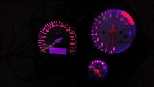 PINK HONDA CB600FS HORNET S 01-03 led dash clock conversion kit lightenUPgrade
