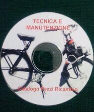 VELOSOLEX 3800: Manuale officina + Catalogo ricambi. Su CD. PREZZO RIBASSATO !!