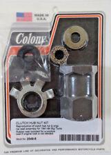 Harley Knucklehead Shovelhead Panhead Clutch Hub Nut Kit