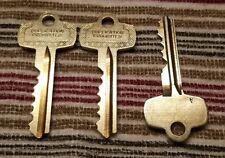 Best/Falcon/Arrow Key (A keyway), cut on Pro-Lok Blue Punch!