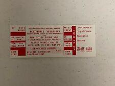 Rare MICHAEL JORDAN 1994 ARIZONA FALL LEAGUE BASEBALL Full Unused Ticket Stub