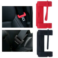 Car Seat Belt Buckle Silicone Covers Clip Cover Accessories JE