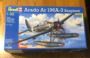 Revell 1/32 Arado Ar196A-3 Seaplane