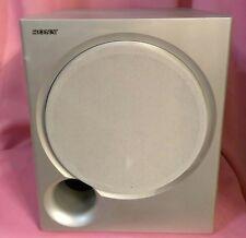 "Sony SS-WMSP66 Passive Subwoofer Speaker, 8"" Bass Speaker Home Theater Surround"