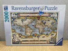 Ravensburger - Around the World - 2000 Piece Jigsaw Puzzle