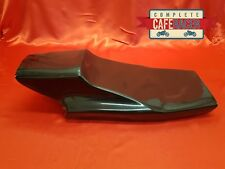 CAFE RACER SEAT TRACKMASTER WITH CAT EYE STYLE FINISHED IN BLACK