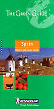"""VERY GOOD"" Michelin Green Guide: Spain (Michelin Green Tourist Guides (English)"