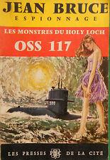 OSS 117 LE MONSTRE DU HOLY LOCH JEAN BRUCE PRESSES CITE 160