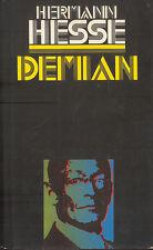 Hermann Hesse, Demian, Geschichte Emil Sinclair Jugend, Leinen geb. Ausgabe, DBB
