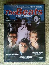 The beats l'urlo ribelle - John  Turturro Johnny Depp, Bob Dylan  DVD NUOVO