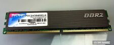 1 x Patriot 2GB Modul DDR2 800MHZ, PC2-6400, 5-5-5-12, aus dem PDC24G6400ELK Kit