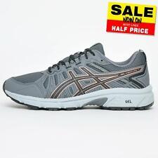 Asics Gel Venture 7 Men's All-Terrain Trail Outdoor Running Shoes Grey
