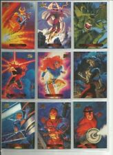 MARVEL MASTERPIECES 1994 - GOLD SIGNATURE PARALLEL SINGLE CARDS