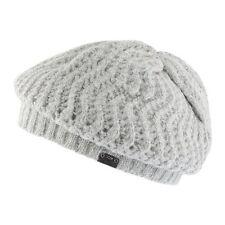Chapeaux bérets en acrylique pour femme