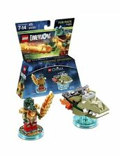 NEW LEGO DIMENSIONS Minifigure CHIMA FUN Pack 71223