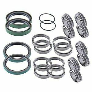 Polaris Sportsman Worker front wheel bearings & seals kit 335 400 500