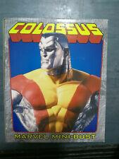 Randy Bowen Mini Bust Statue X-men Colossus Cyclops 3987 of 5000 Wolverine