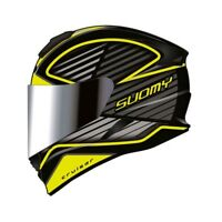 Casco integrale moto Suomy Stellar Cruiser yellow XS S M L XL helmet casque