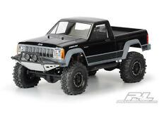 NEW Pro-Line 1/10 SCX10 Jeep Comanche Full Bed 313mm Clear Body Pro3362-00