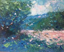 JOSE TRUJILLO Impressionism Oil Painting 2014