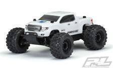 Pro-Line 3518-15 PRO-MT 4x4 Bash Armor Pre-Cut 1/10 Monster Truck Body (White)