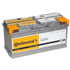 Autobatterie Continental 12V 110Ah 950A Starterbatterie Erseztz 95Ah 100Ah 105Ah