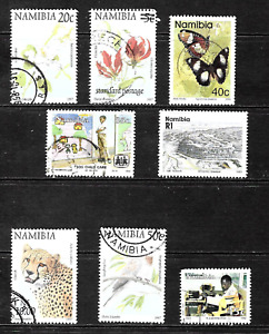 Namibia..  A choice collection of postage Stamps .. 4077
