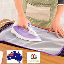 Heat Resistant Ironing Pad Cloth Protect Cover Harmless Delicate Garment Board