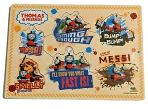 Thomas The Tank Engine and Friends Wooden Jigsaw Puzzle 2014