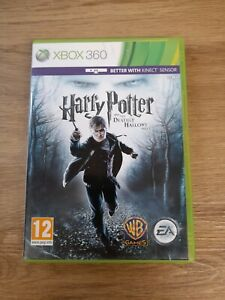 Harry Potter and the Deathly Hallows: Part 1 (Xbox 360) PEGI 12+ Adventure used