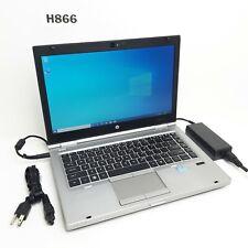 "HP Elitebook 8460P 14"" Laptop i5-2520M 8GB 500GB Win 10 Pro H866"