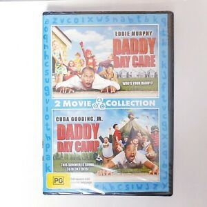 Daddy Day Care & Daddy Day Camp Movie DVD Movie Region 4 Free Post - Comedy